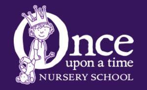 Once Upon A Time Nursery School Logo